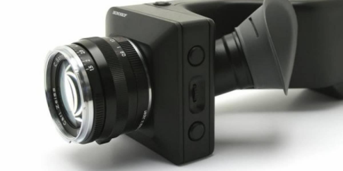 Ikonoskop A-cam dII: Cámara de video digital sin compresión