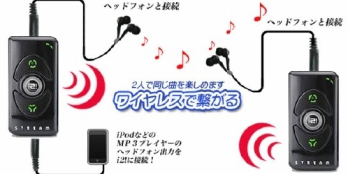 i2i Stream: Comparte la música de tu MP3