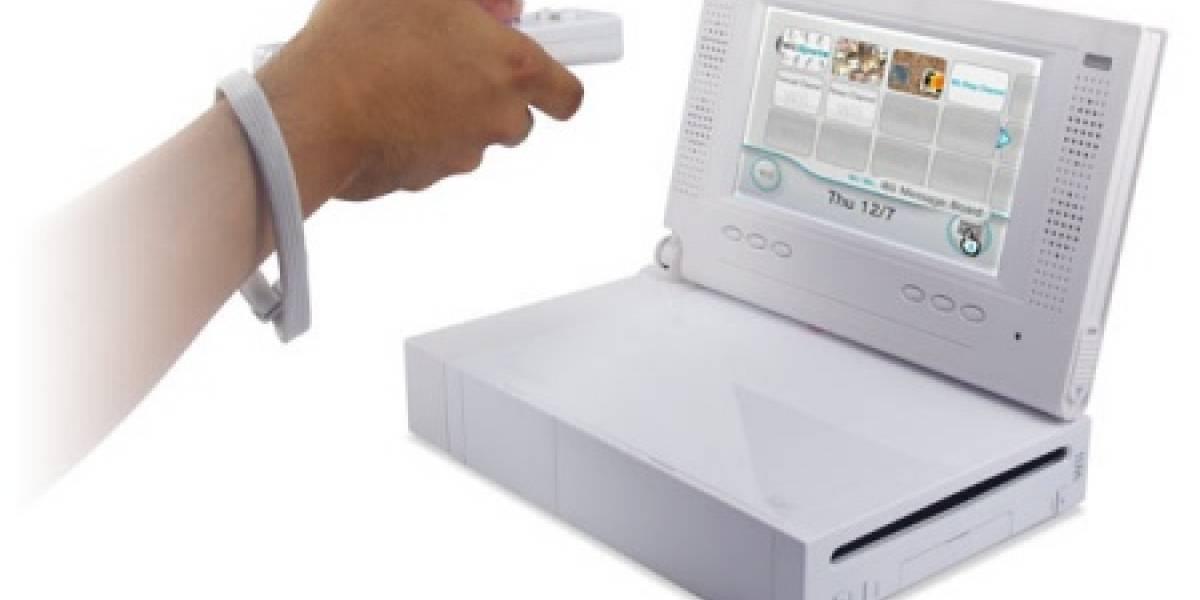 Lleva tu Nintendo Wii a todos lados con esta pantalla portátil