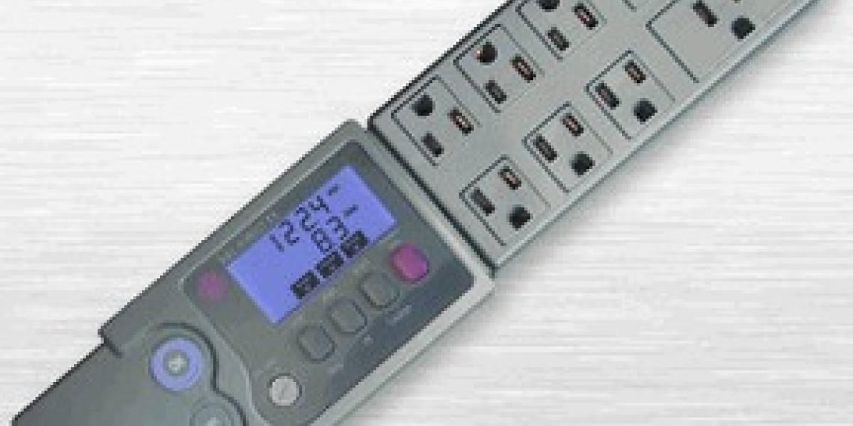 El Power Cost Controller Power Strip te dice cuanta electricidad gastas