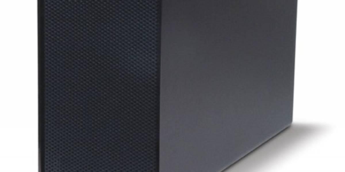 LaCie Desktop Hard Disk de 1 TB