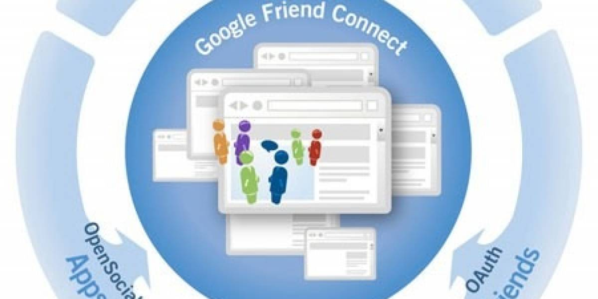 Google anuncia Friend Connect, la web social para las masas