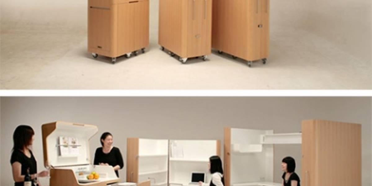 Muebles plegables Kenchikukagu