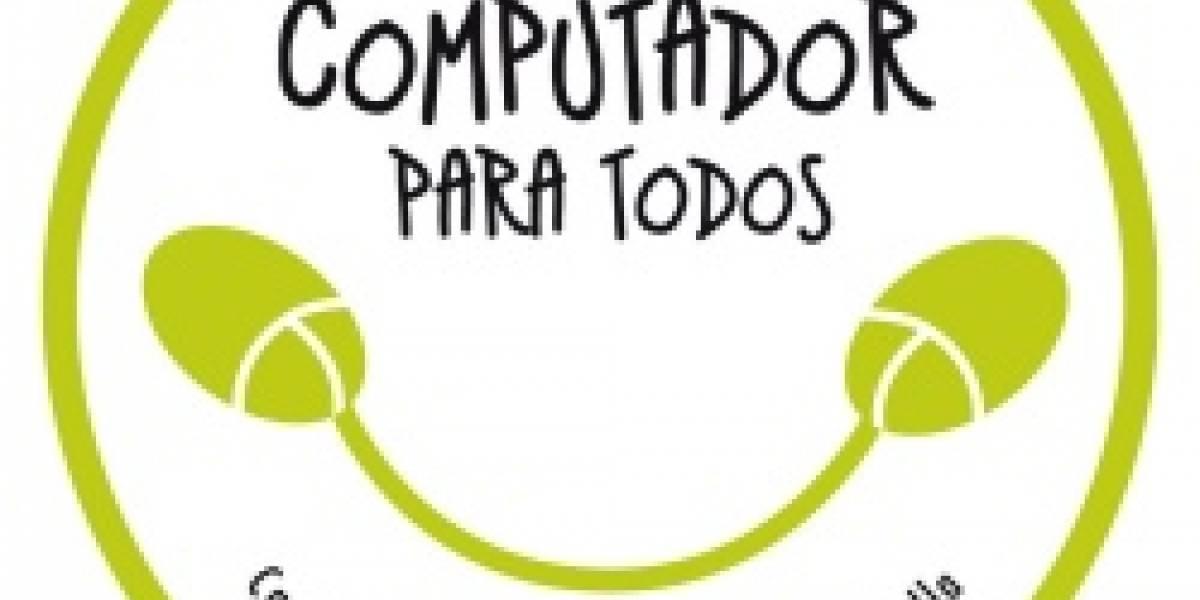 Computador para Todos: Campaña para incentivar donación de PCs en desuso