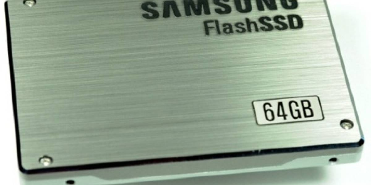 Samsung lanza dos unidades FlashSSD para servidores