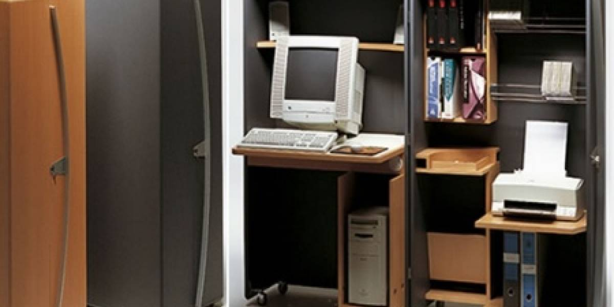 Mobile Cyber Box: Tu oficina en una caja
