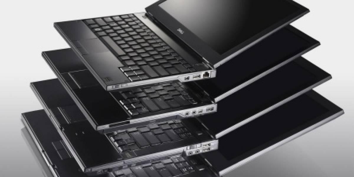 Los nuevos equipos Latitude de Dell prometen hasta 19 horas de batería