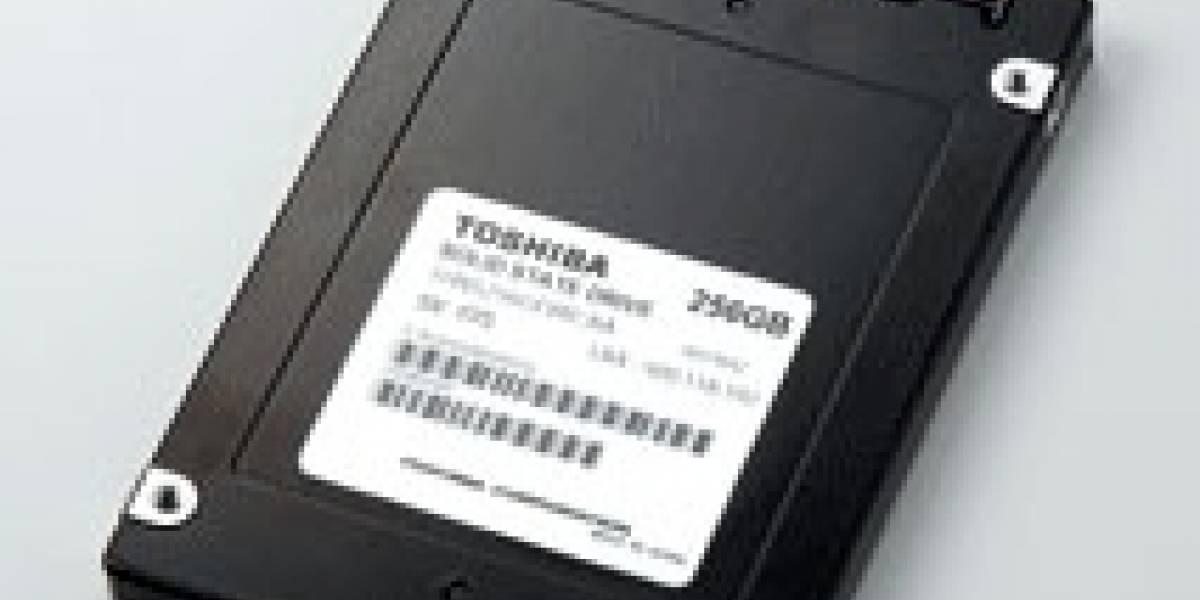 Toshiba anuncia su nuevo SSD de 256 GB
