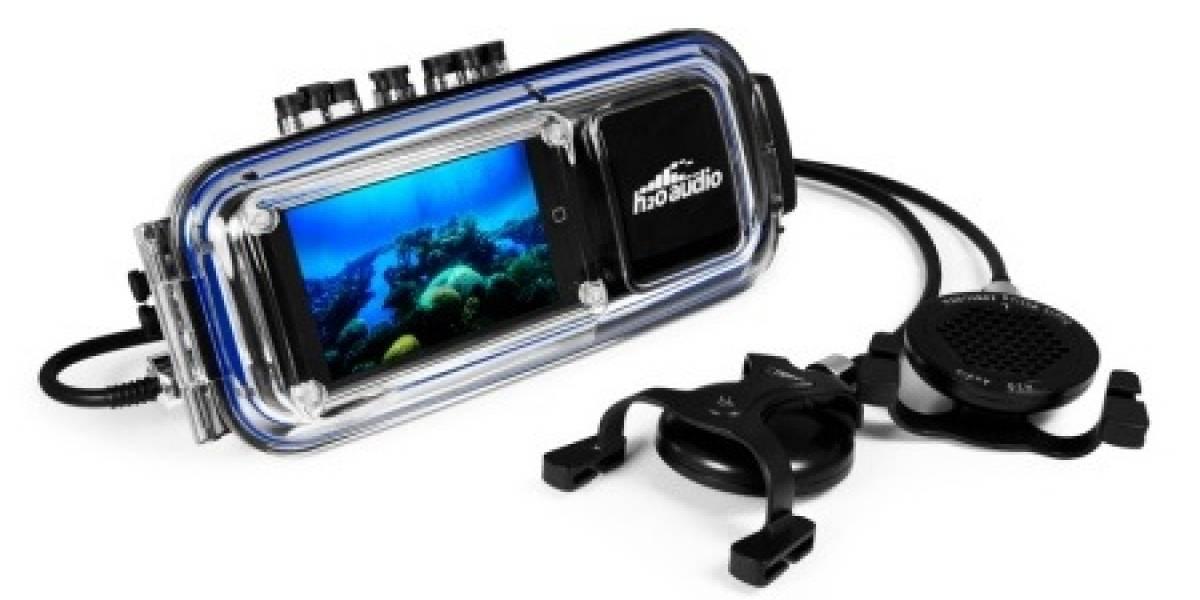 H2O iDive 300: Tu música bajo el agua