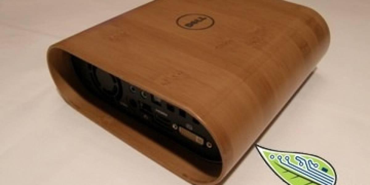 Dell anuncia computador de bambú y materiales reciclados
