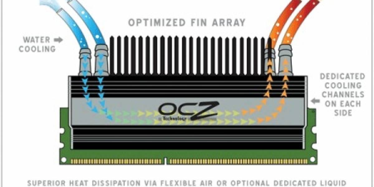 Flex II: El kit de memoria DDR2 de 4GB más rápido del mundo
