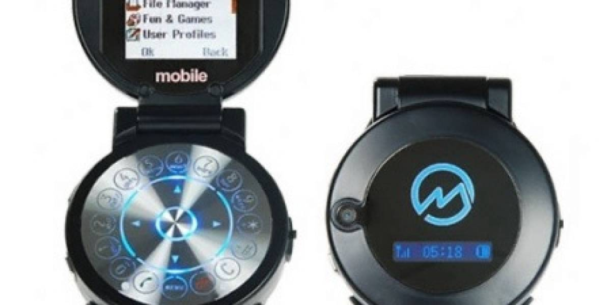 1GB y Bluetooth tiene el teléfono celular de pulsera de Chinavasion