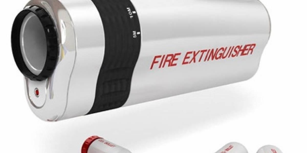 Shooter: El extintor del futuro