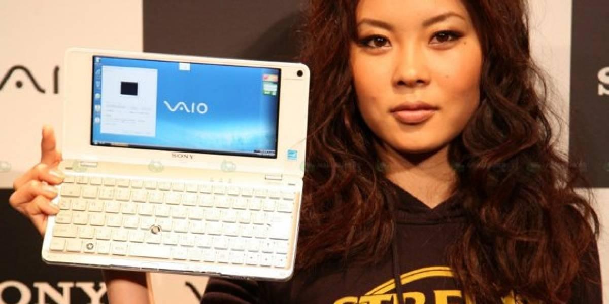 CES09: Sony VAIO P Series Lifestyle PC