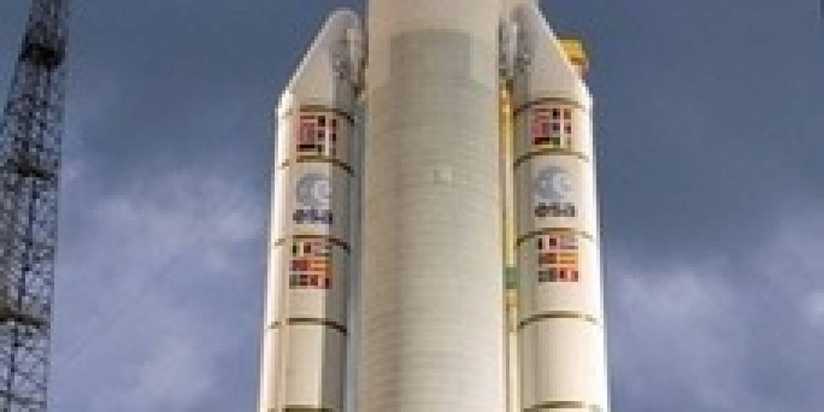 ATV Julio Verne: Lanzan el primer carguero espacial automatizado