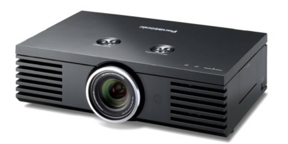 PT-AE3000: Proyector Panasonic de alta definición