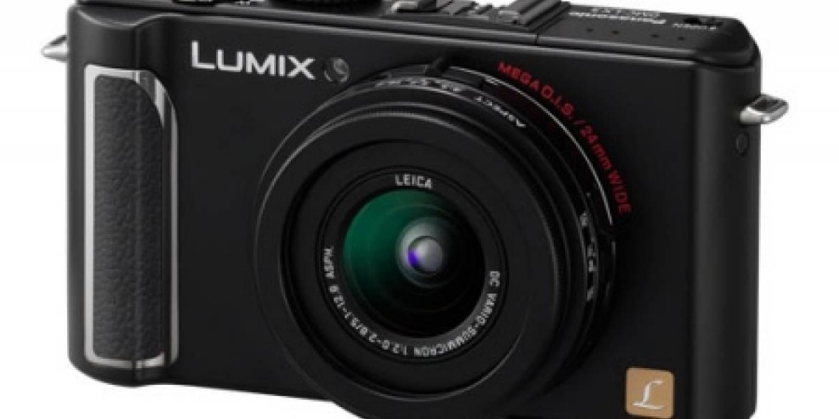 Cámara digital Lumix DMC-LX3
