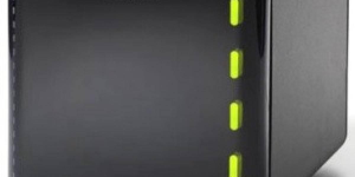 El Drobo se actualiza y recibe un par de puertos FireWire