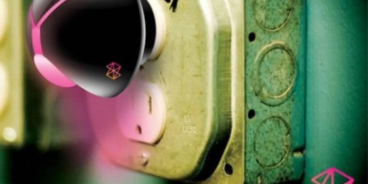 Zune Bug: Pequeño altavoz inalámbrico para el Zune