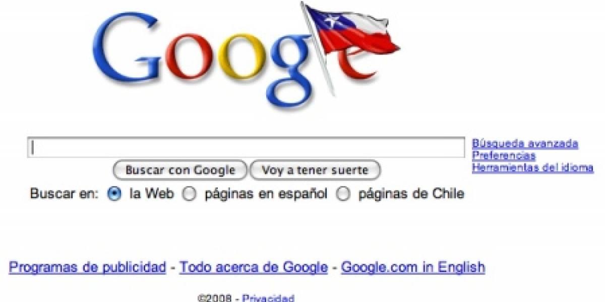 18 de septiembre al estilo de Google