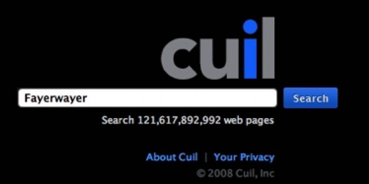 Cuil: Un nuevo competidor para Google