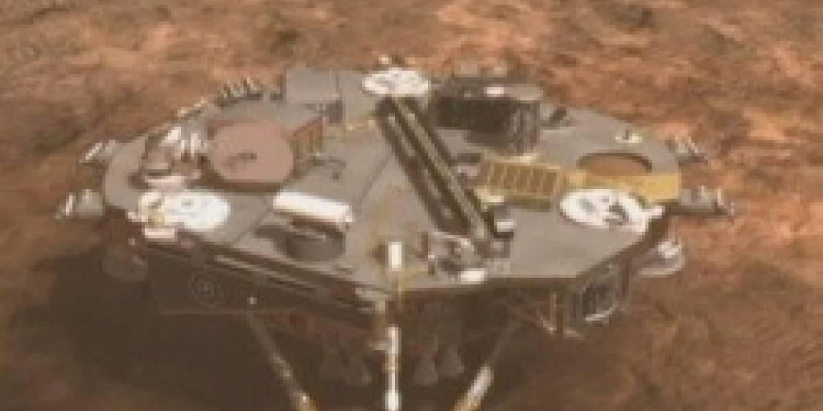El suelo marciano reuniría las condiciones para soportar vida