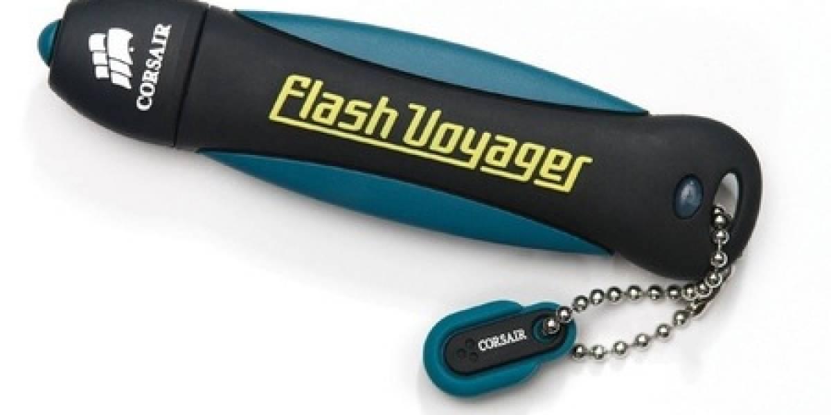 Memoria USB Flash Voyager de 64GB