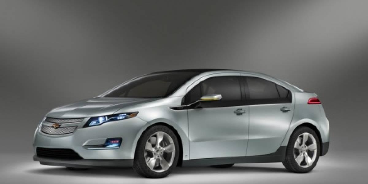 GM devela el modelo de producción del Chevrolet Volt