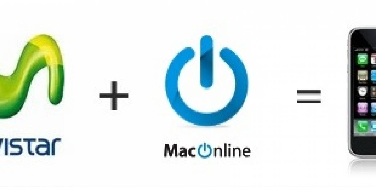 MacOnline distribuirá el iPhone 3G