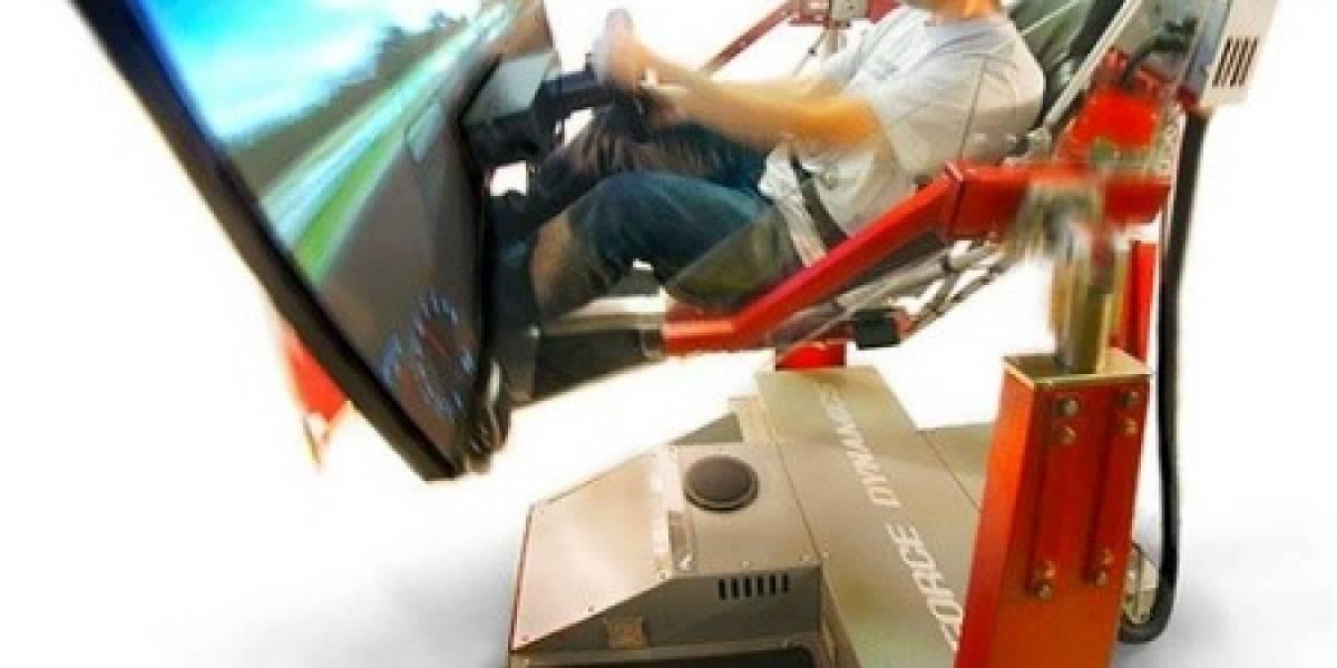 Simulador Force Dynamics 301