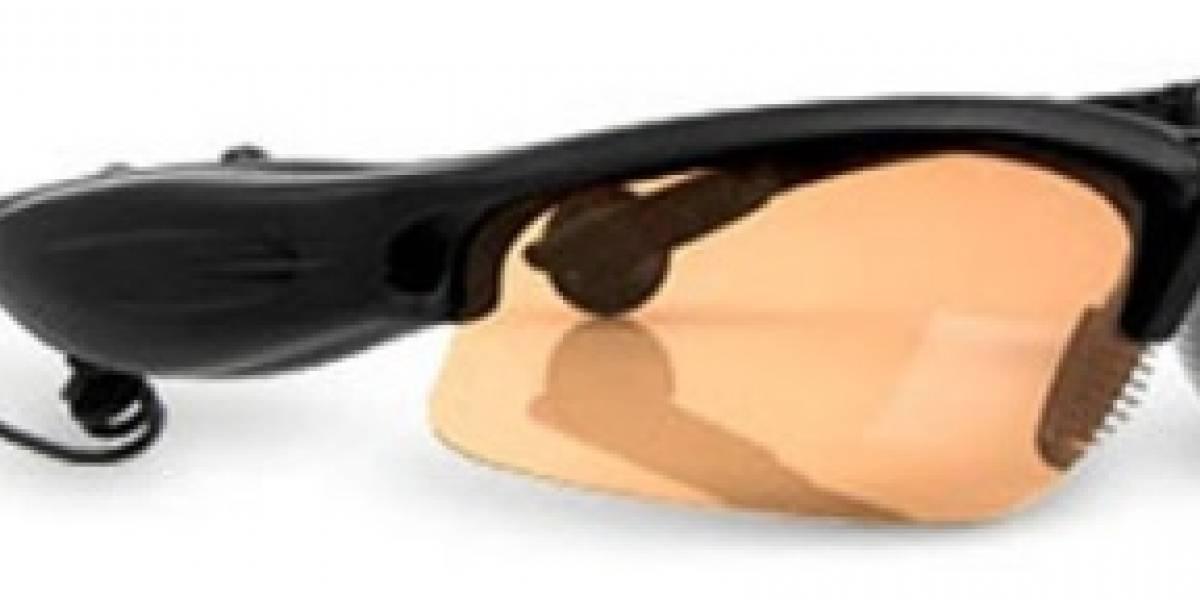 Gafas espías para esos días en la playa