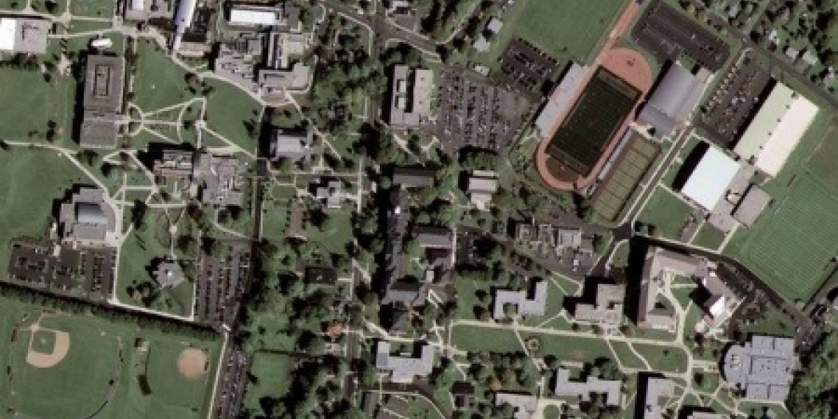 """La primera imagen tomada por el """"satélite de Google"""" (GeoEye-1)"""