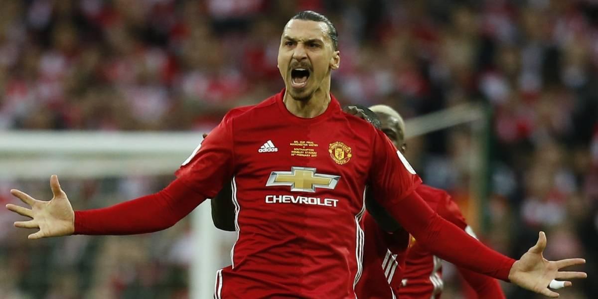 Ibrahimovic se transforma en la primera víctima de Alexis en el Manchester United