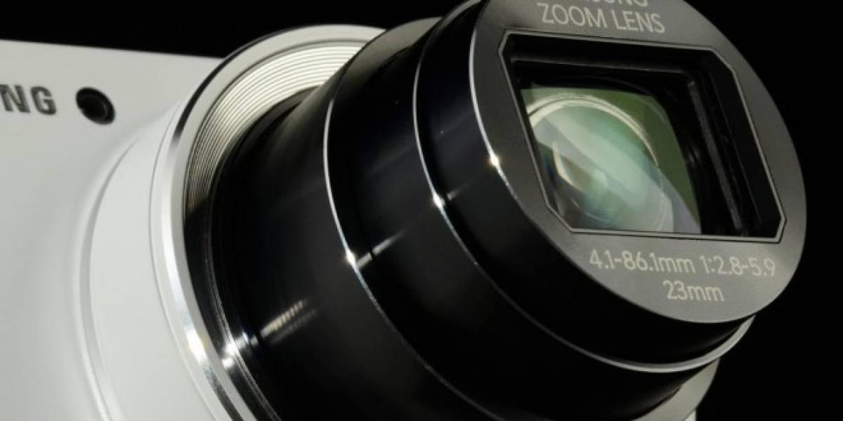 Samsung Galaxy S4 Zoom pide permiso para salir al mercado