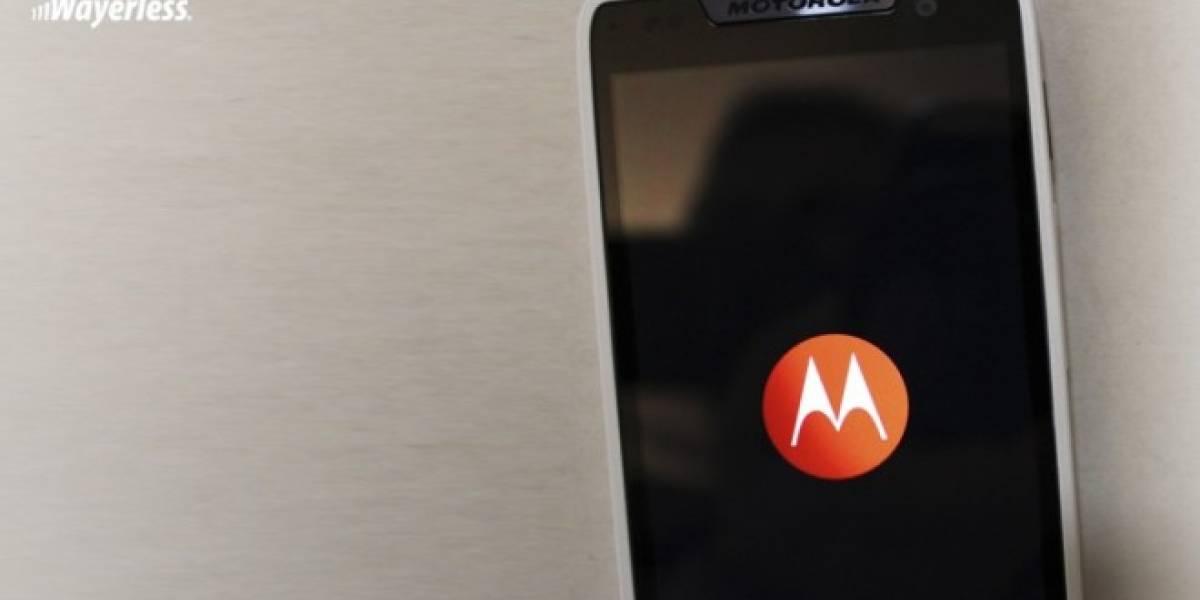Radio FM de Motorola se actualiza renovando completamente su interfaz