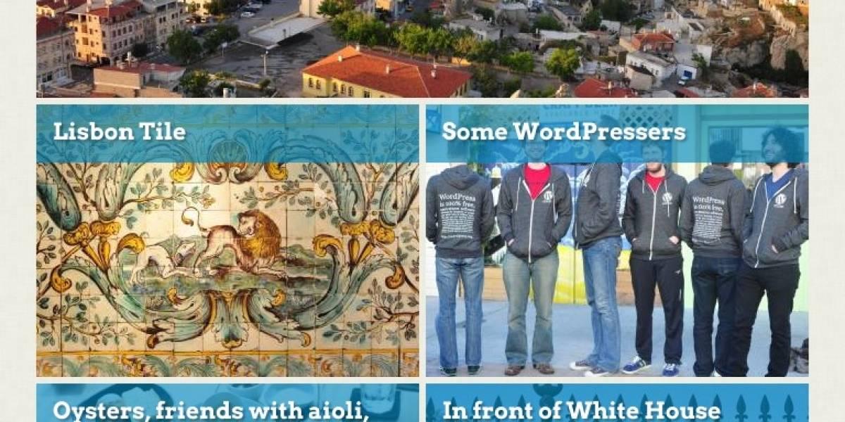 Onswipe se asocia con Automattic para mejorar la experiencia de Wordpress desde iPad