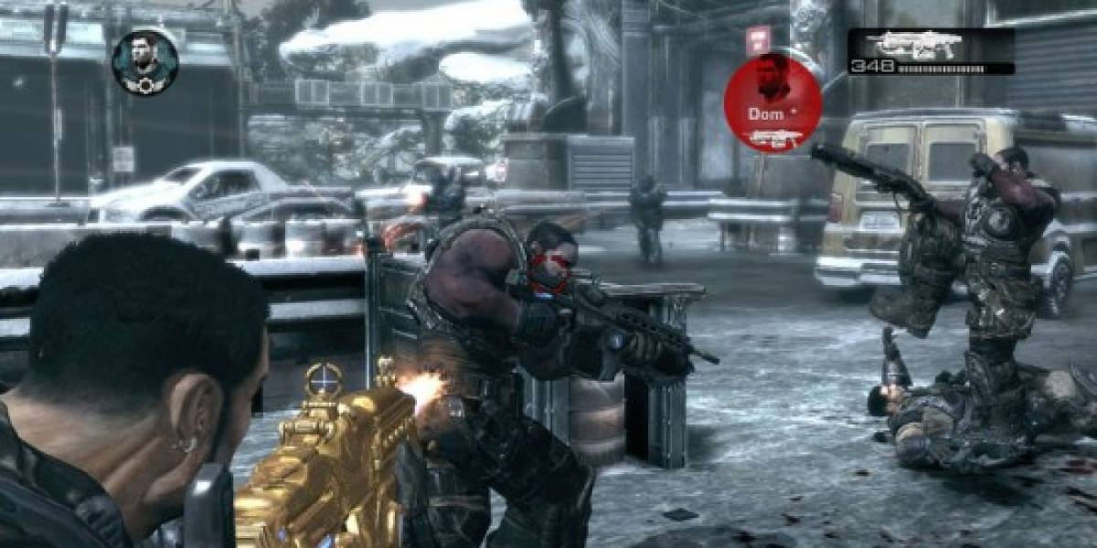 [NB Labs] Paquete de mapas Snowblind para Gears of War 2
