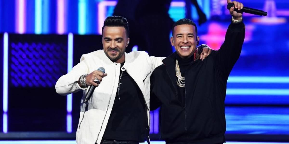 """Grammy: Así cantaron Luis Fonsi y Daddy Yankee el famoso tema """"Despacito"""""""