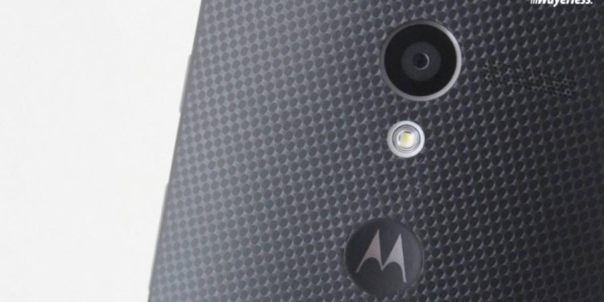 El próximo Moto X tendría cuerpo metálico con diseño unibody