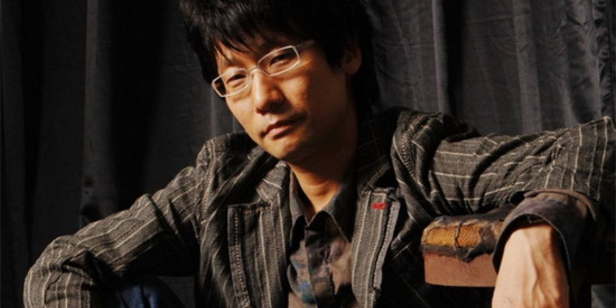 Kojima reconoce estar presionado para trabajar en Metal Gear