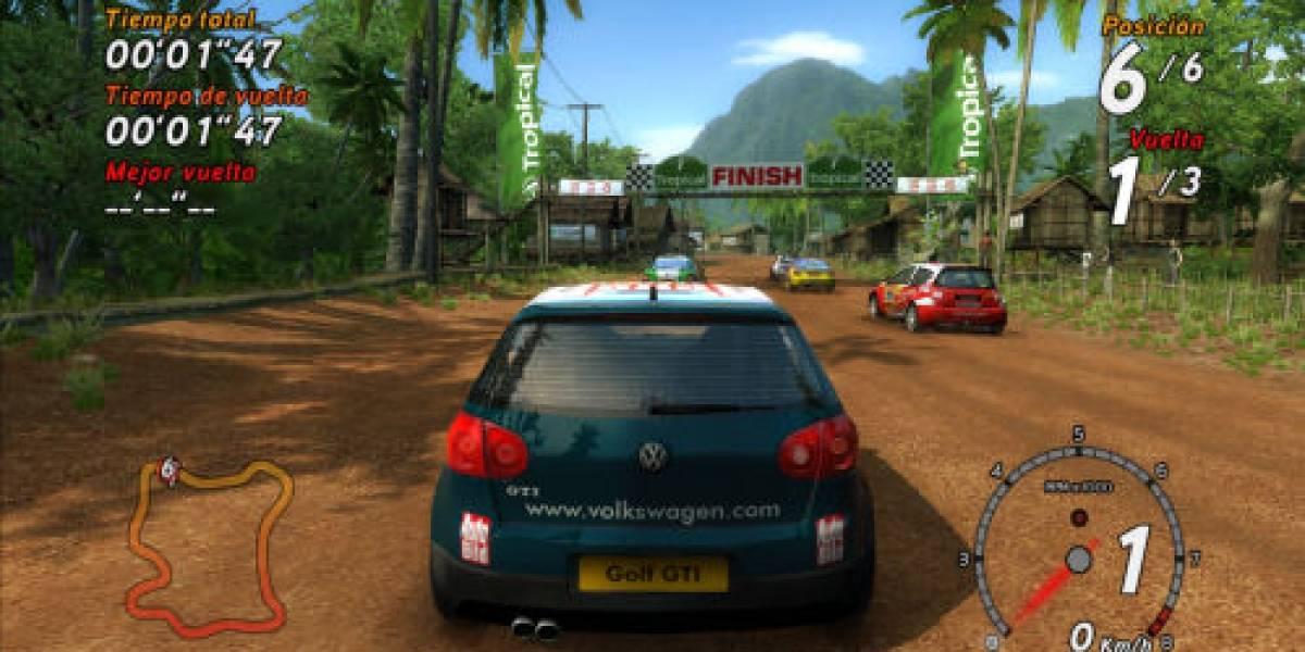 [Labs] Sega Rally Revo (Auto Bild) Demo