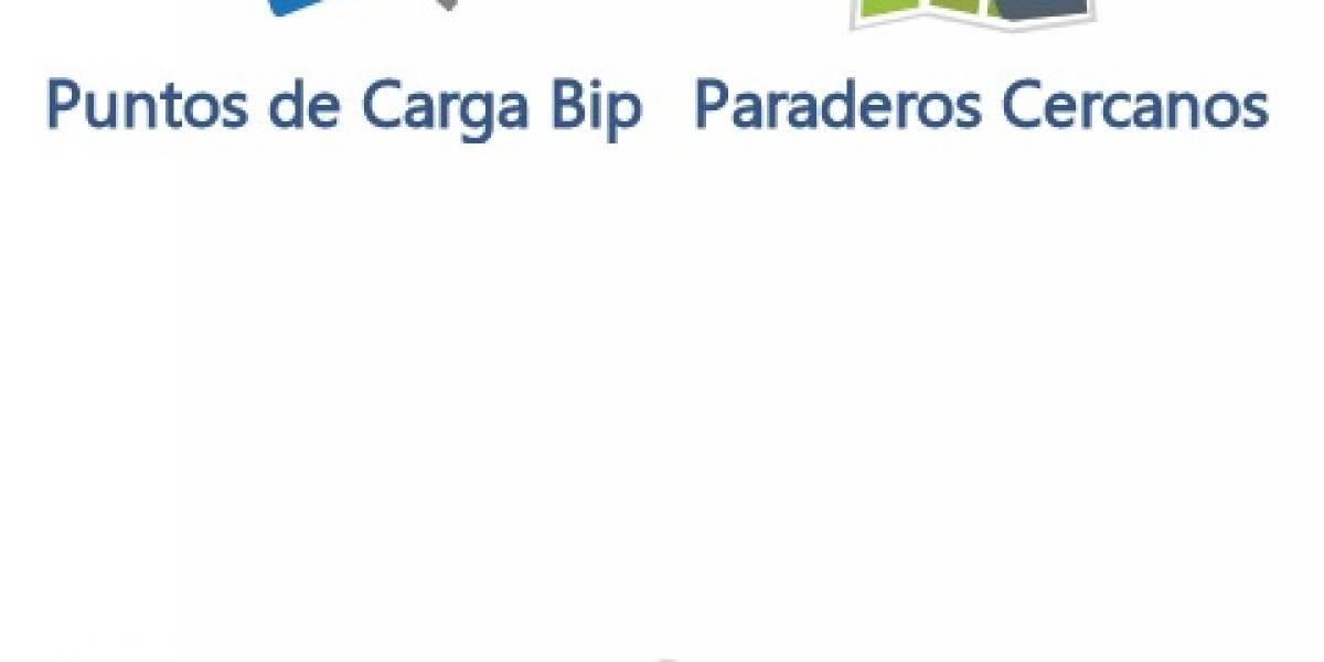 """Creador de Paraderos.cl: """"Estamos desarrollando una versión para iOS"""""""
