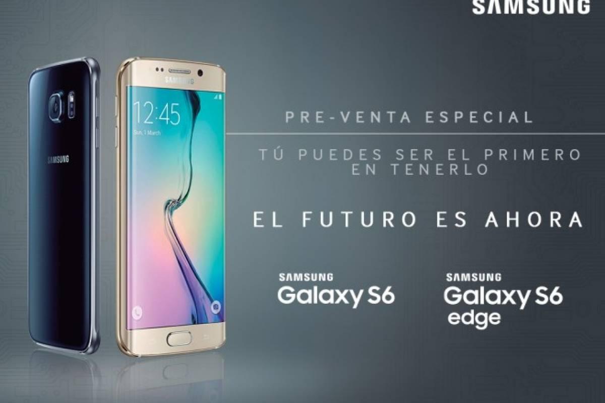 Samsung Galaxy S6 y Galaxy S6 Edge: diseño y funcionalidad nunca antes vistas