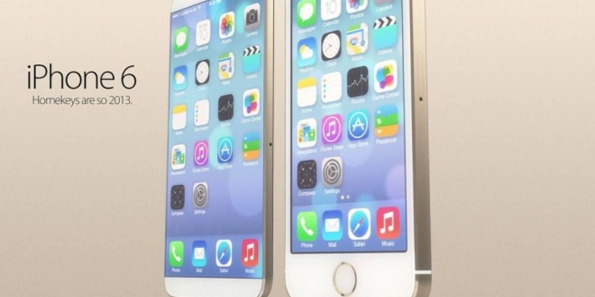 Surge más evidencia de que Apple diseña un iPhone sin botón de inicio