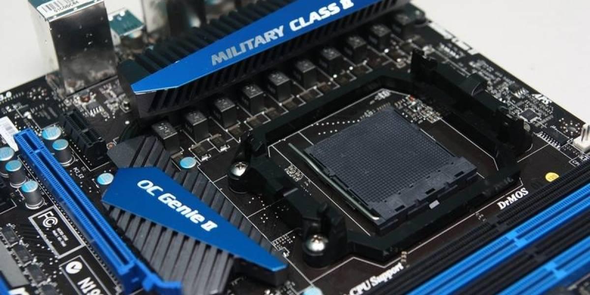 MSI 990FXA-GD80 y ASRock A75-Extreme6 avistadas