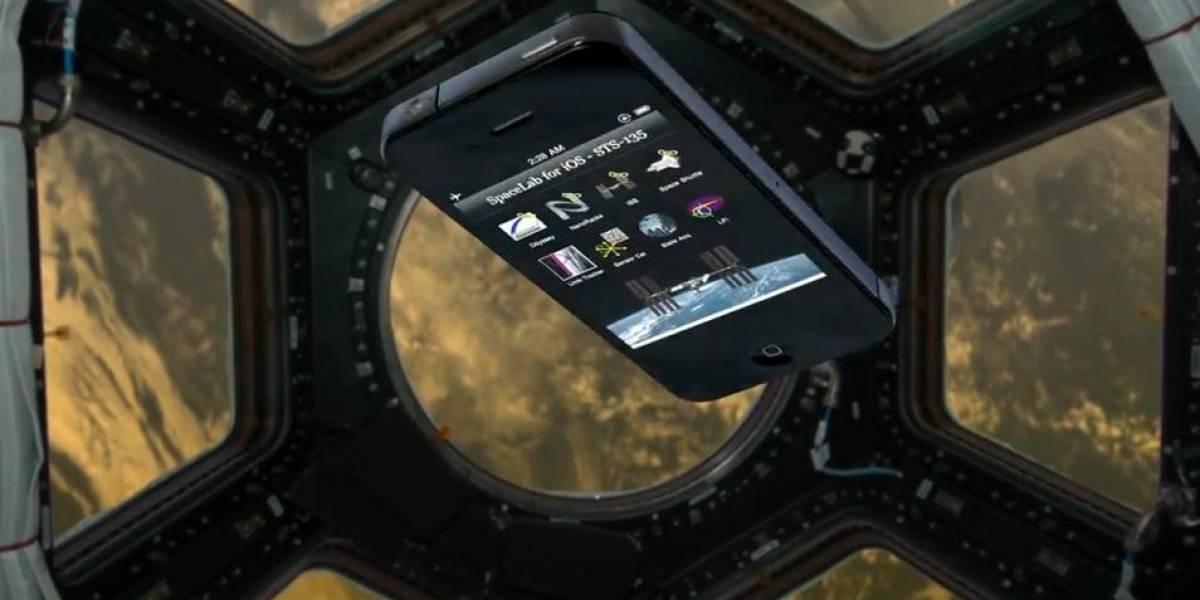 En la última misión del Atlantis, dos iPhone 4 irán al espacio