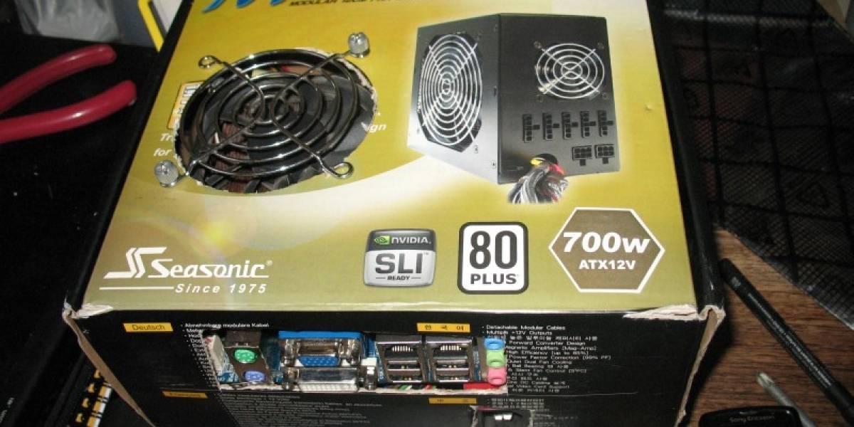 Cebit 2011: Asus envuelve motherboard en gabinete de cartón