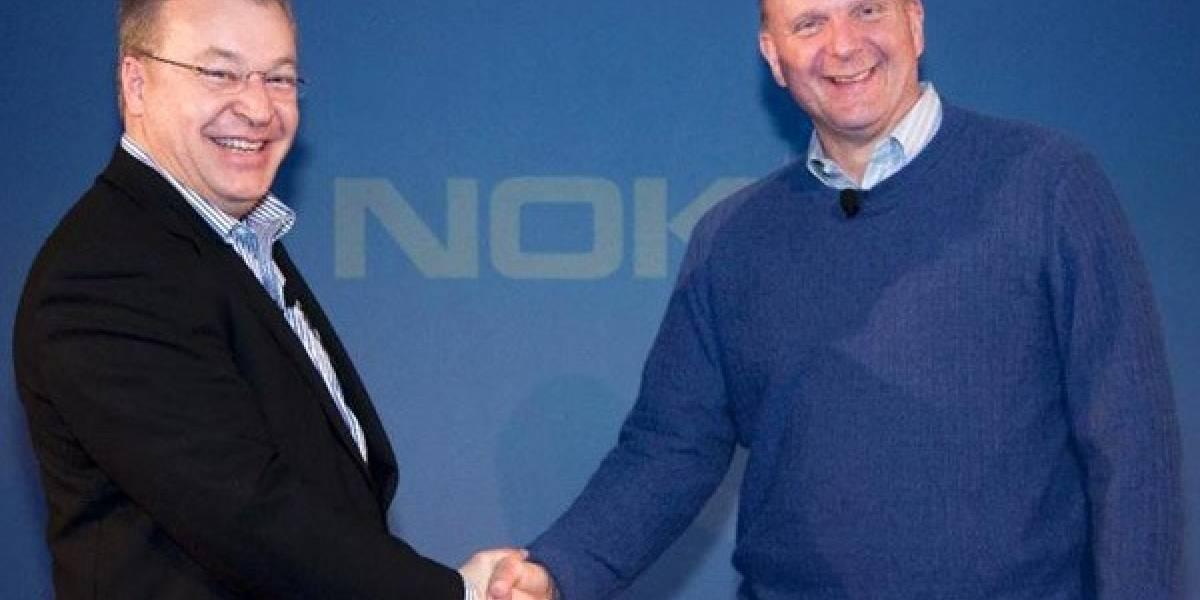 Microsoft estaría interesada en adquirir la división móvil de Nokia