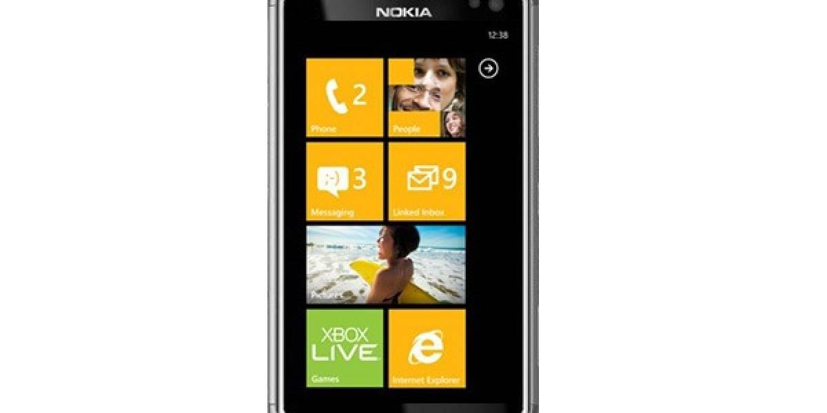 El primer móvil con el nuevo Windows Phone 7.1 será un Nokia