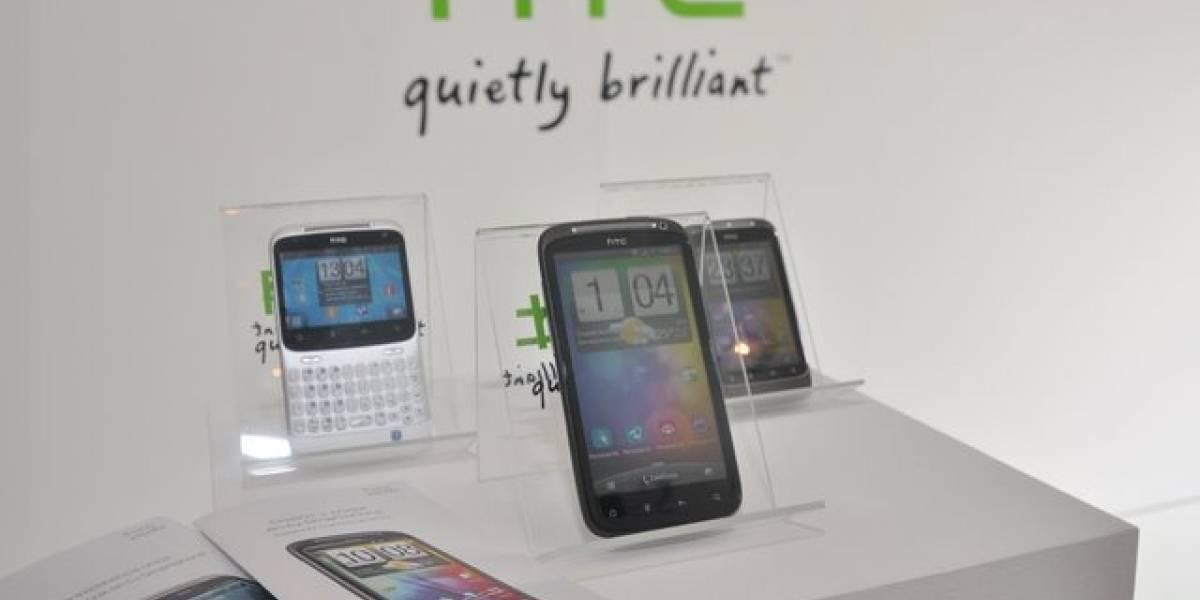 HTC desembarcó oficialmente en Argentina y fabricará cuatro modelos de smartphones